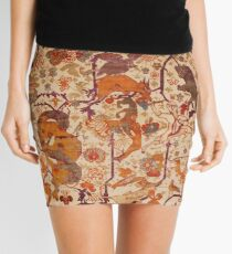 Very Rare Animal Rug Mini Skirt