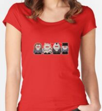 Monster Mash Women's Fitted Scoop T-Shirt