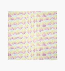 Bright Geometric Lines Pattern Scarf