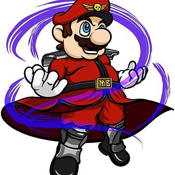 Mario Bison - M bros by raidan1280