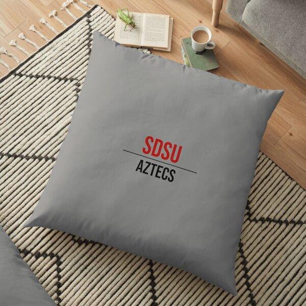 San Diego State University  Floor Pillow