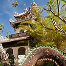 The Pagoda and the Snake by Kerry Dunstone