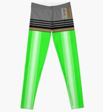 Green Lightsaber Leggings