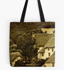 Cadgwith Cottages Tote Bag
