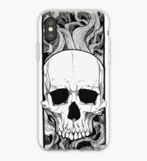 Smoke and Bones iPhone Case