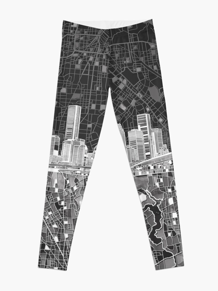 Alternate view of houston Leggings