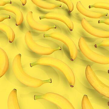 Perfect Floating Bananas by vinpez