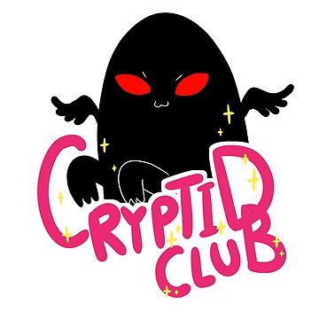 Cryptid Club by geothebio