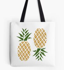 Pineapples (two) Tote Bag