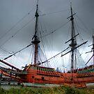 The Batavia - HDR by steppeland