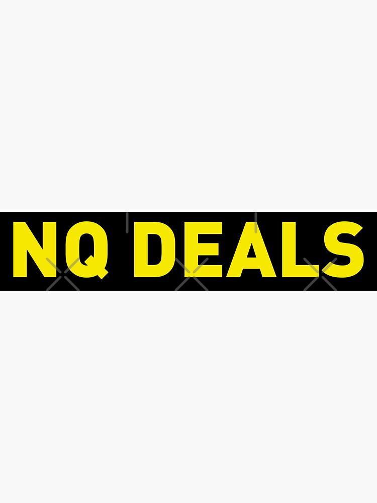 Qanon - No Deals by CentipedeNation