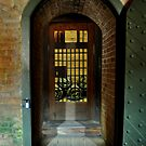 Fort Barrancas' Archs and Doors I by Magricely Diaz