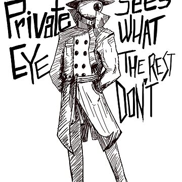 The Private Eye by jackdcurleo