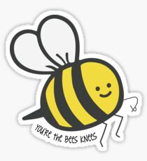 Bees Knees Sticker