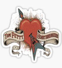 Danu Tom way Petty and palkon The Heartbreakers logo Sticker