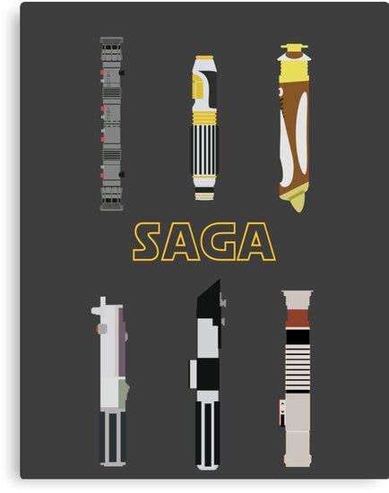 Saga by XelStarfallen