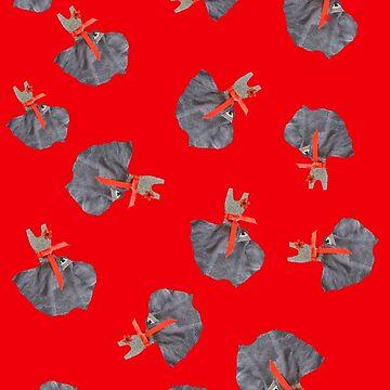 Poppy dress by OllieandQuinn