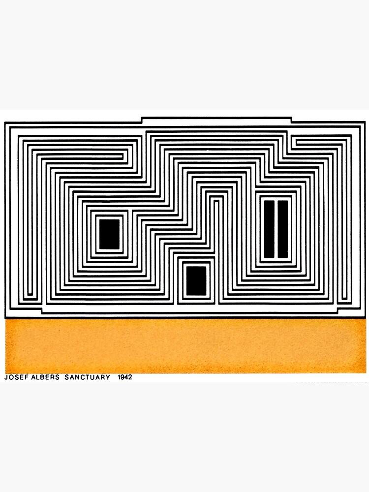 Vintage Bauhaus Design...by Josef Albers by edsimoneit
