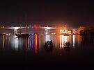 Gateway Reflections by W E NIXON  PHOTOGRAPHY