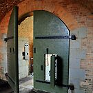 Fort Barrancas' Archs and Doors II by Magricely Diaz