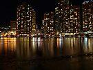 City Lights by W E NIXON  PHOTOGRAPHY