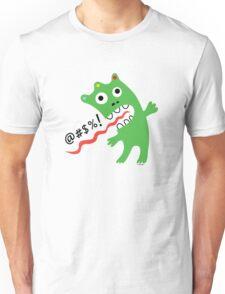 Critter Expletive  Unisex T-Shirt