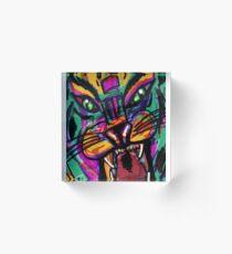 Tigre Acrylic Block