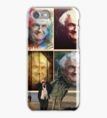Selfies and memories of the last trip (back) to the Netherlands iPhone Case/Skin
