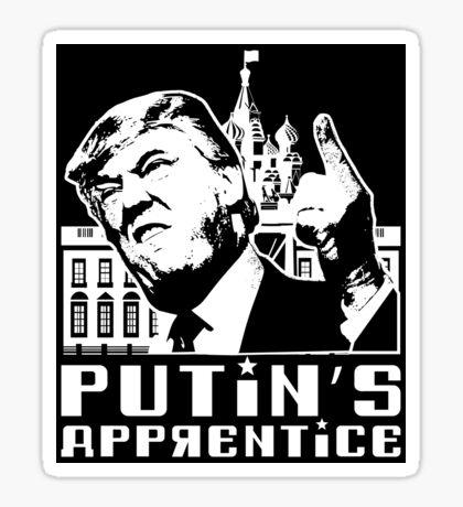 Putins Apprentice Anti-Trump T-shirt Sticker