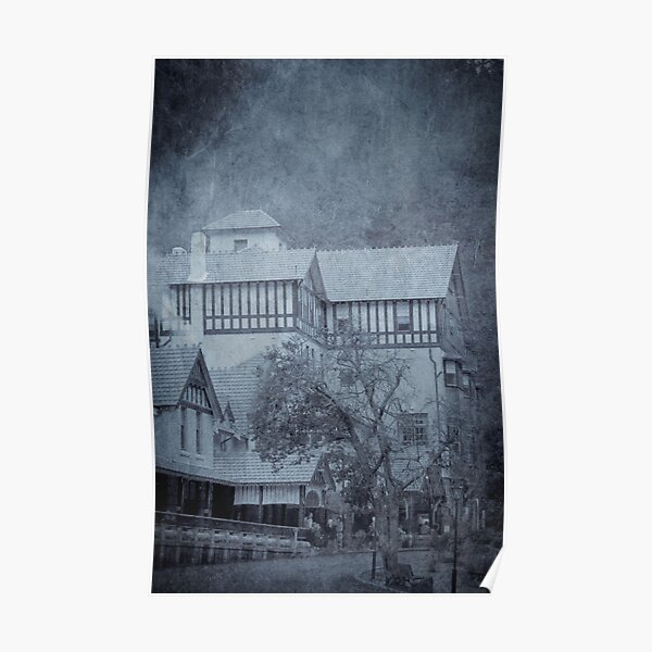 Caves House Poster