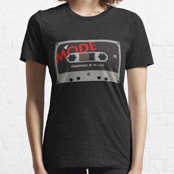 Modo de cassette Camiseta esencial