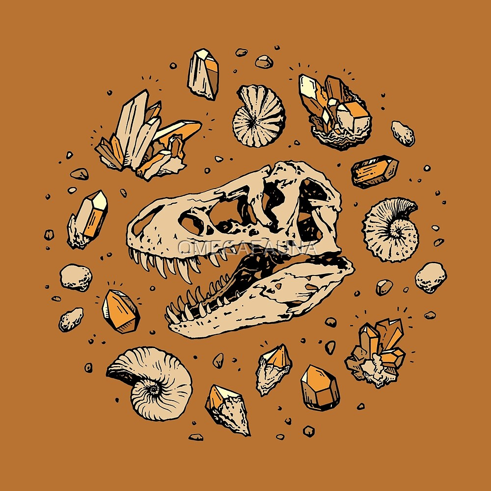 Geo-rex Vortex | Citrine Quartz by OMEGAFAUNA