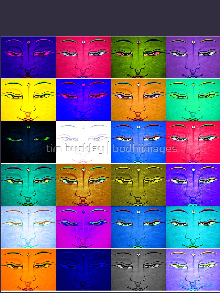many faces by bodhiimages
