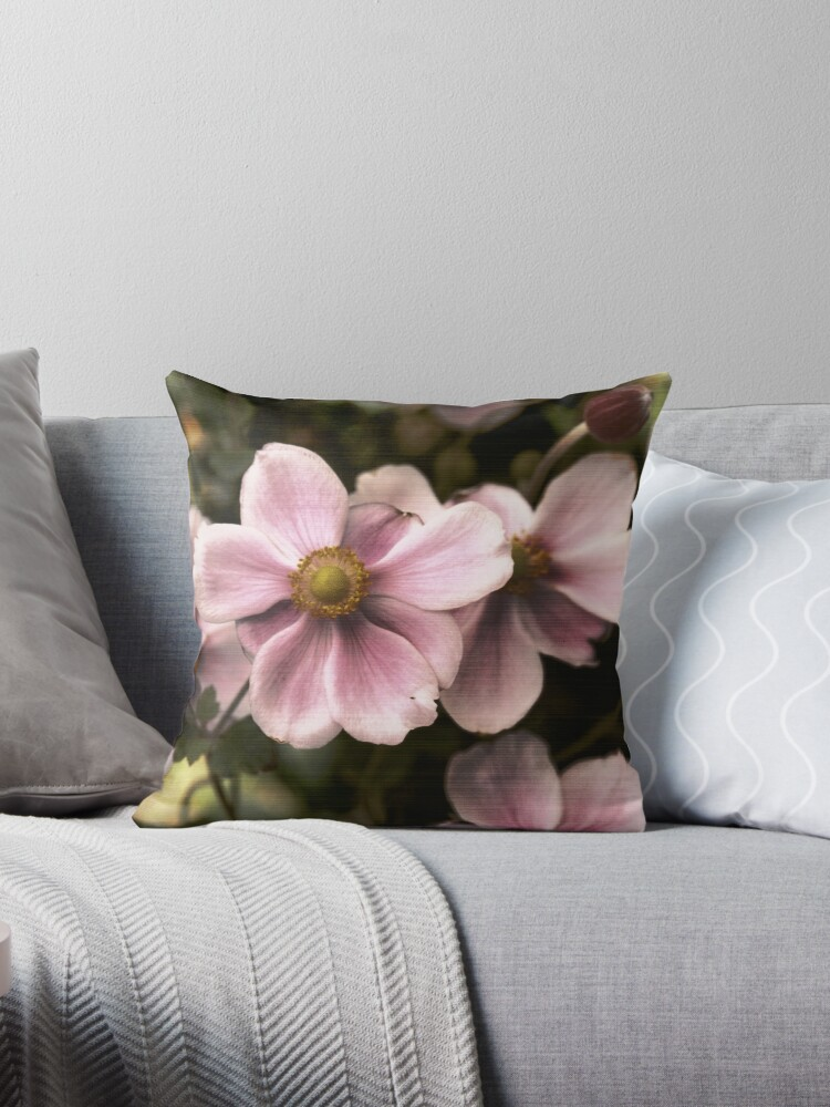Canvas Windflowers by Bloomin' Arty Fashion