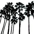 palm skyline ... by SNAPPYDAVE