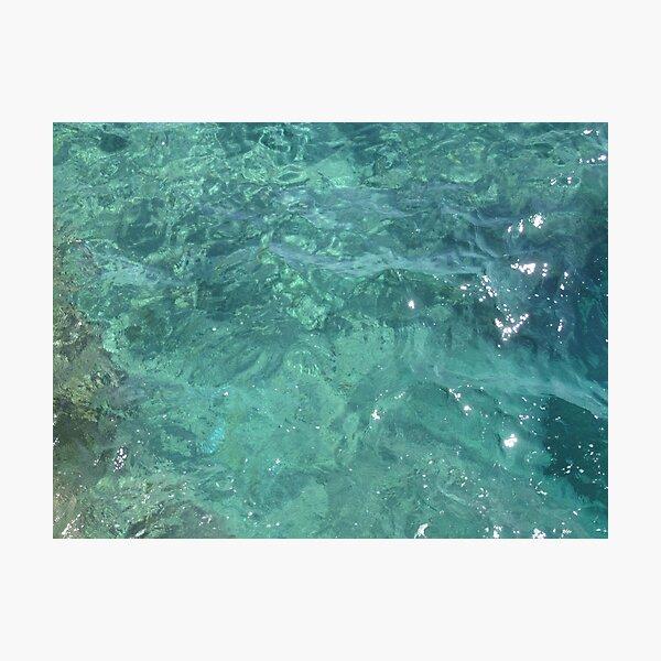 Salento Sea, Puglia, Italy  Photographic Print