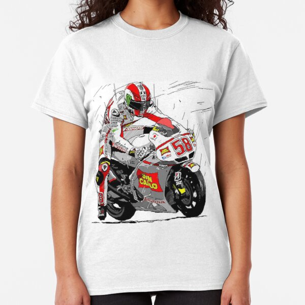 Men/'S Racing Motorcycle Valentino Rossi 46 Moto For YAMAHA M1 Team T-Shirt 2019
