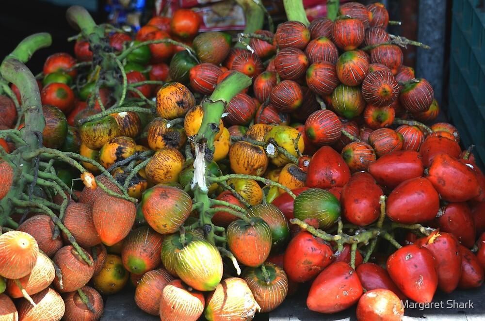 fresh fruit by Margaret Shark
