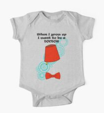When I grow up... One Piece - Short Sleeve