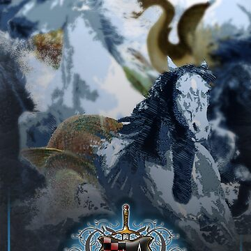 Game of Kings, Wave Three Preview - the White Queen-Knight's Pawn by GameOfKings