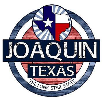 Joaquin Texas rustic wood circle by artisticattitud