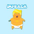 Impeach tRump Baby Blimp by Thelittlelord