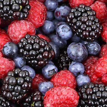 Berry Delicious by wesleytopia