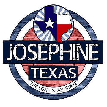 Josephine Texas rustic wood circle by artisticattitud