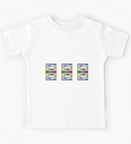 Made Like Mondrain III  Kids Clothes