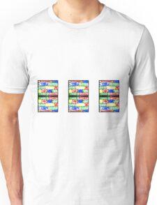 Made Like Mondrain III  T-Shirt