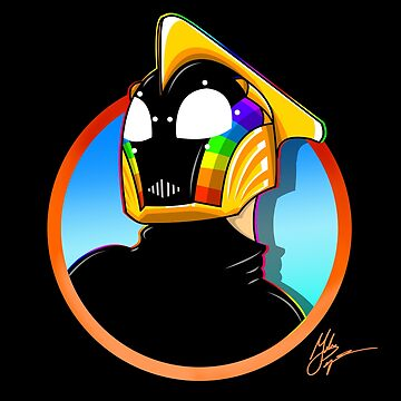 Daft Punkateer by MikeyPuff