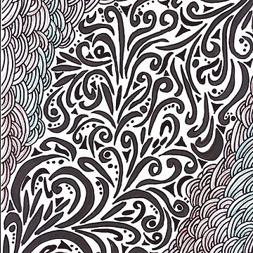 Batik Doodle by nadiairianto