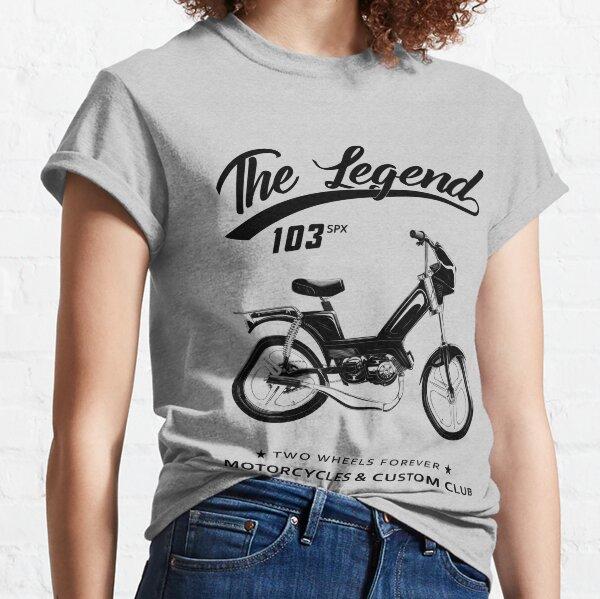 Mobylette 103 SPX  T-shirt classique