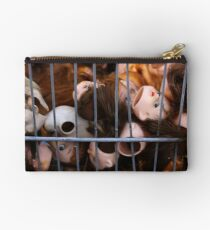 Dolls in Cages Studio Pouch